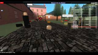 Ville de Boston, 1763 -ROBLOX [ABUSE]
