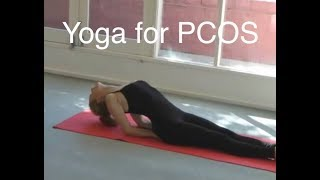 YOGA for WEIGHT LOSS & PCOS (Polycystic Ovarian Syndrome) with YogaYin- Part one