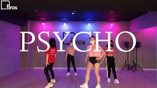 레드벨벳(Red Velvet) - PSYCHO / Choreo by P-Yo