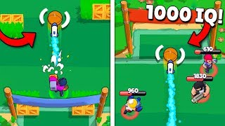 *PRO* 1000 IQ BROCK IN BRAWL BALL! (Brawl Stars Fails & Epic Wins! #19)