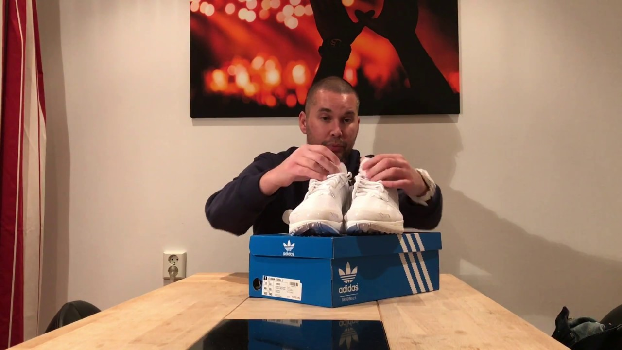 best service 47c3b 5060e Unboxing  adidas Originals Climacool 1 Limited Edition