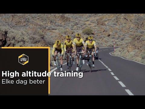 Op hoogtestage - Elke dag beter | Team Jumbo-Visma
