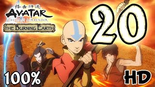 Avatar The Last Airbender: Burning Earth Walkthrough Part 20 | 100% (X360, Wii, PS2) HD - Ending