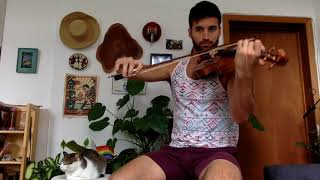 Silence - Marshmello, Ft. Khalid, and Michael on Violin