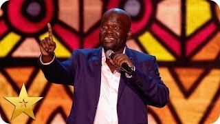 Daliso Chaponda's HILARIOUS take on single life | BGT: The Champions