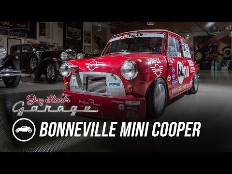 Bonneville Mini Cooper - Jay Leno's Garage