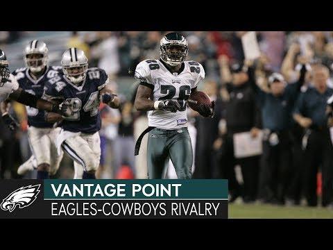 Vantage Point: Eagles-Cowboys History
