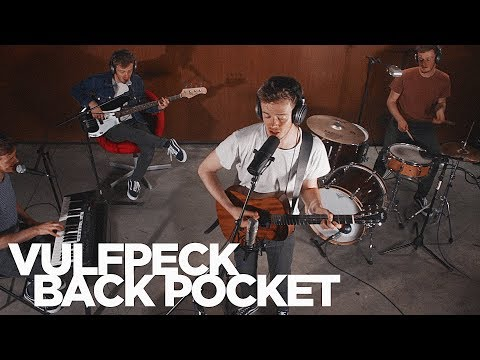Vulfpeck - Back Pocket (Band With Myself Cover)
