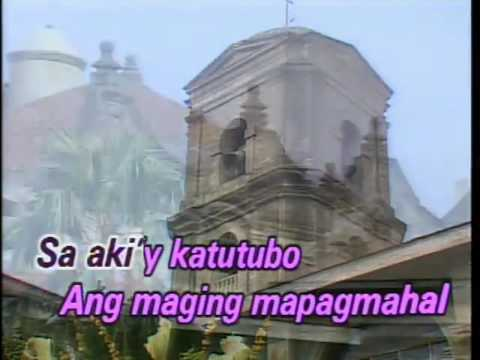 Ako Ay Pilipino - Video Karaoke (DK) - Minus One