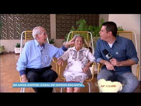 Balanço Geral mostra a história encantadora de casal que comemora 80 anos de união