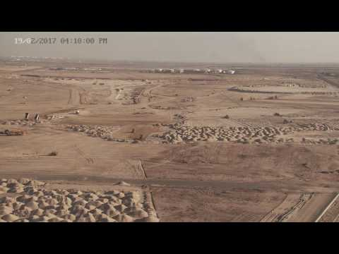 Kuwait International Airport New Passenger Terminal Construction site 15032017HD