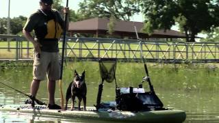 Stand up paddleboard fishing, an introduction and overview