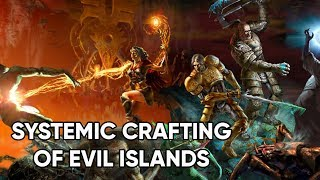 Farlands - Systemic Crafting of Evil Islands