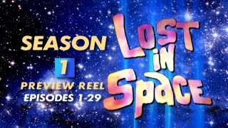 LOST IN SPACE: Season 1 PREVIEW REEL