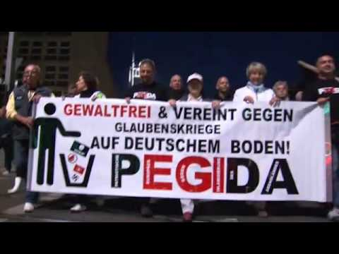 Germany: Pegida holds anti-Islam rally in Dresden and blasts government over immigration fears