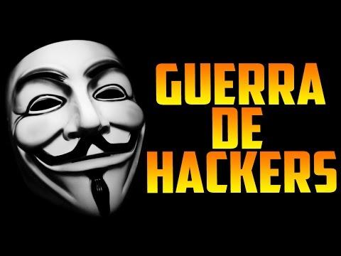 Anonymous VS Lizard Squad - GUERRA DE HACKERS - PSN y Xbox LIVE Caidos - Ataque DDos