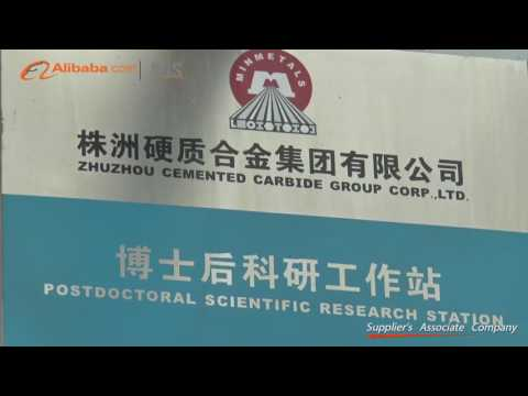 Zhuzhou Cemented Carbide Works Import And Export Co., Ltd. - Alibaba