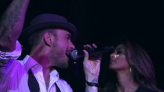 """Nicole Scherzinger & Matt Goss - """"Feeling Good"""" at Cafe de Paris"""