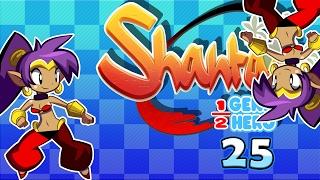 Shantae: Half-Genie Hero! Part 25: Dat random teleport glitch doe.