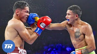 MIguel Berchelt vs Mickey Roman | FREE FIGHT
