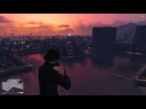 Grand Theft Auto Flaregun Fun