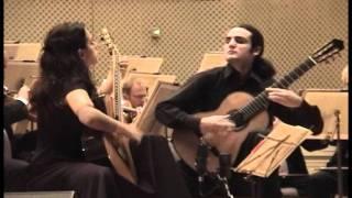 Duo Melis & Berliner Symphoniker. Fandango by J. Rodrigo