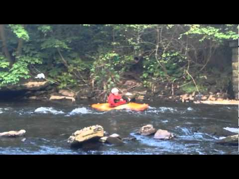 Glasgow Kayak Club - Introduction to White Water.....