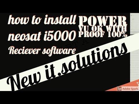 Neosat I5000 Latest Software 2018 05 23 Neosat I5000 China Reciever