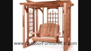 Teak Outdoor Furniture For Your Garden Or Patio.wmv