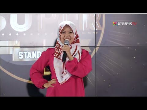 Musdalifah: Selena Gomez Disawer (SUPER Stand Up Seru eps 225)