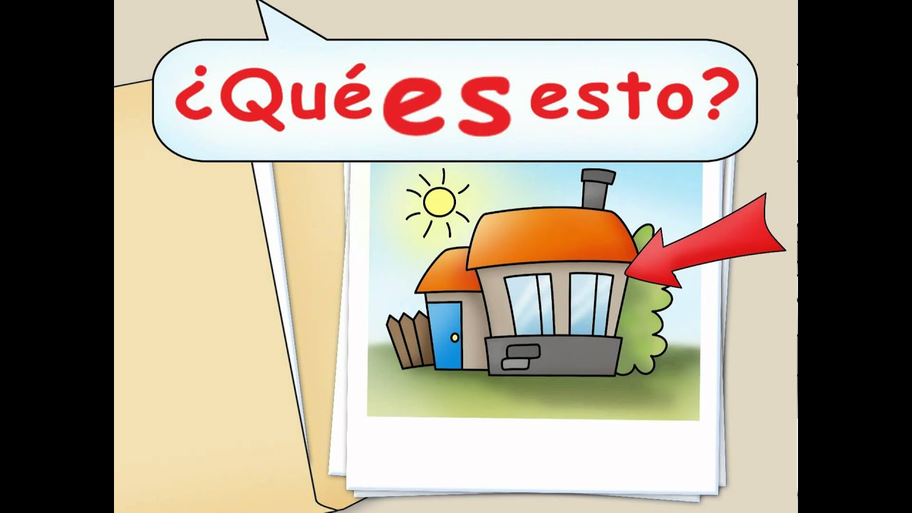 What is this? - ¿Qué es esto? - Calico Spanish Songs for Kids