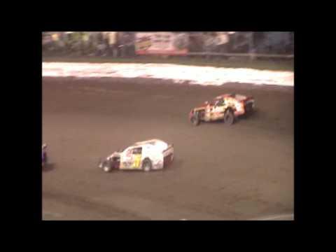 Eagle Raceway Sport Mod B Feature on 8-27-16