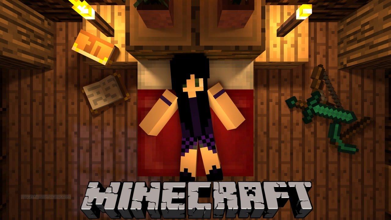 Minecraft Skin Making: Emo Girl Inspired! - YouTube