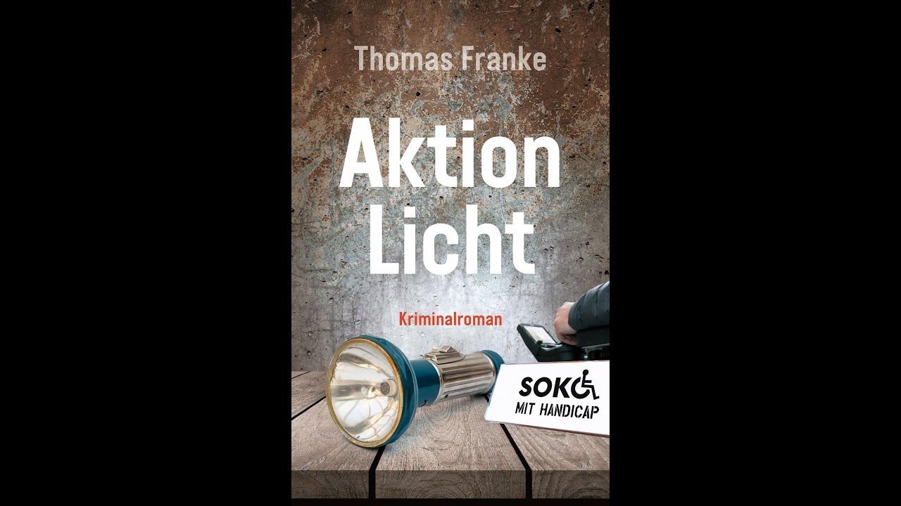 Buchtrailer Aktion Licht