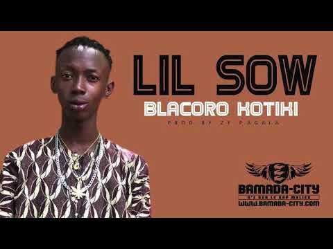 LIL SOW - BLACORO KOTIKI
