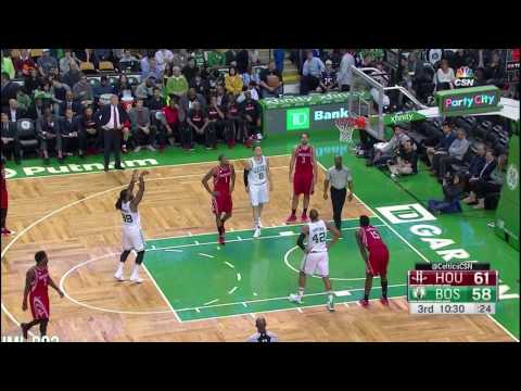 Jae Crowder Highlights vs Houston Rockets (23 pts, 10 reb, 4 ast)