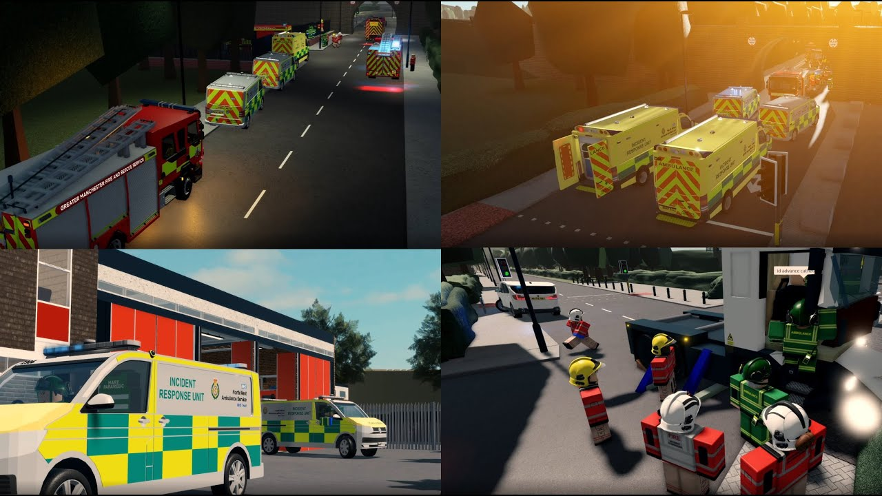 Download NWAS HART Recruitment Video 2021   Roblox
