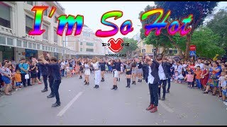 [1theK Dance cover Contest][KPOP IN PUBLIC] MOMOLAND(모모랜드) _ I'm So Hot DANCE COVER by FGDance