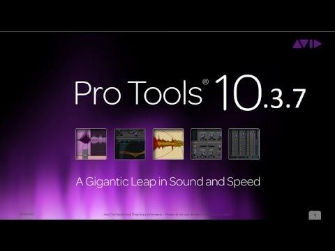 Como Instalar E Ativar O Avid Pro Tools HD 10.3.7