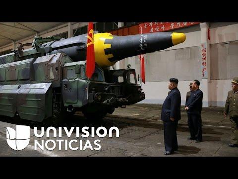 Misil que lanzó Corea del Norte revela que el país estaría cerca de hacer uno capaz de llegar a EEUU