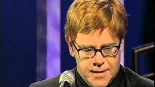 Elton John - Parkinson 2000 final part - Rocket Man