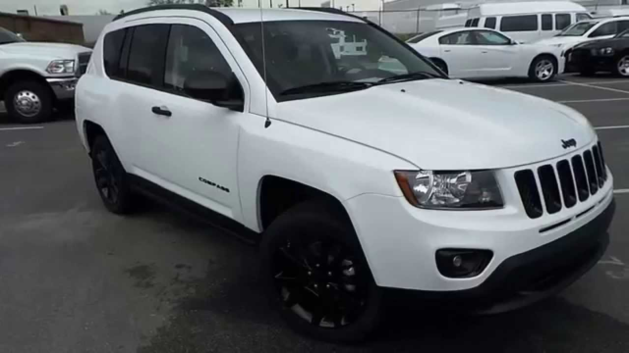 2014 Jeep Compass Altitude #2978 - YouTube