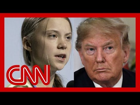 Trump mocks Greta Thunberg on Twitter