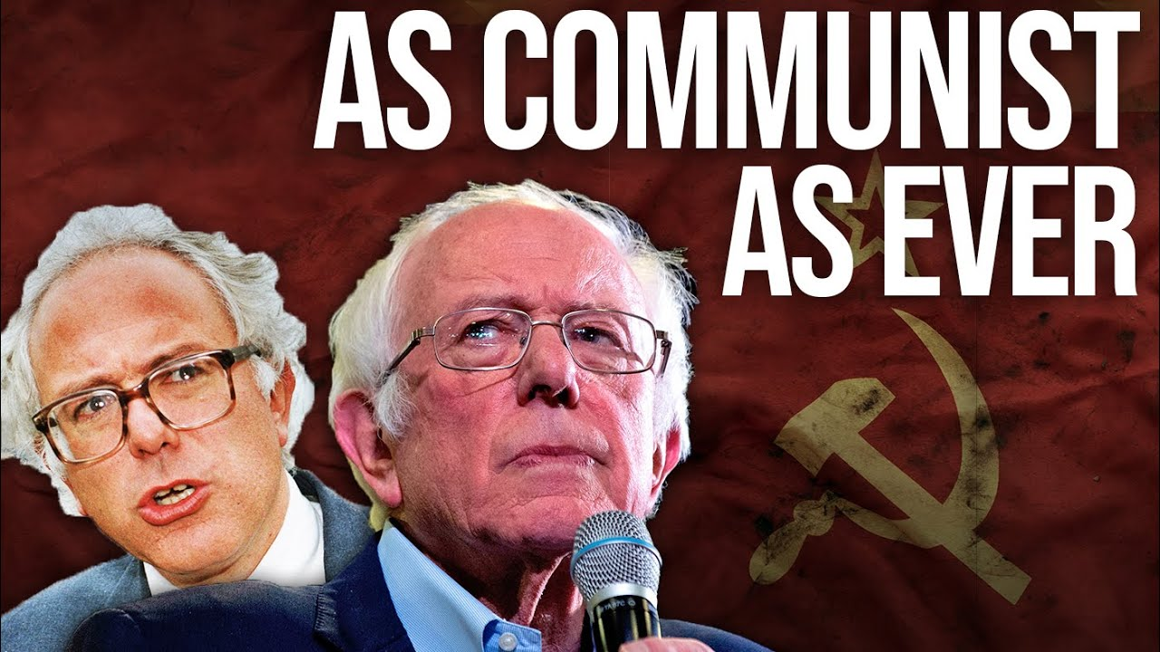 BREAKING: Newly discovered article from the 80s reveals the COMMUNISM of Bernie Sanders