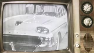 1958 Ford Custom 300 Sedan Healy Ford Edmonton, AB