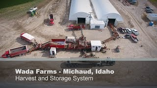 Wada Farms Storage and Harvest Operation