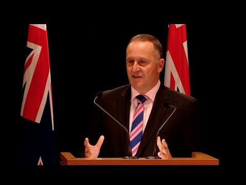 John Key responds to the latest Panama Papers revelations.