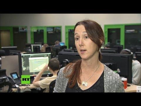 Канадская журналистка рубит правду о протестах в Москве