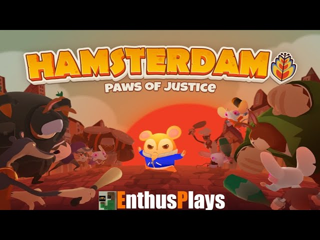Hamsterdam Paws of Justice (Switch) - EnthusPlays | GameEnthus