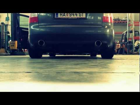 Audi A4 B6 (8E) Avant 3.0 V6 Friedrich Motorsport Sound